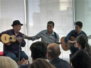Domingo Rdez,, Benito Cabrera yb Tomás Fariña